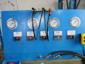 hydraulic-power-units-test-bench rig