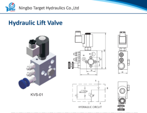 Hydraulic Lift Valve catalog_KVS-01