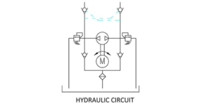 bi-directional-power-pack-hydraulic-circuit