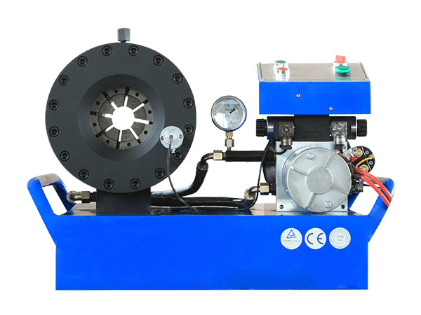 DC power unit_hydraulic hose crimper