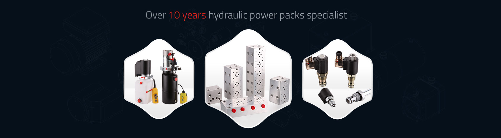 hydraulic power pack manufacturers