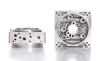Die-Casting central Manifold Block-5 cavities