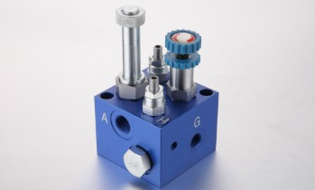 cartridge valve mainfold