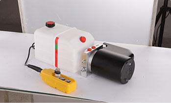 hydraulic power pack maintenance