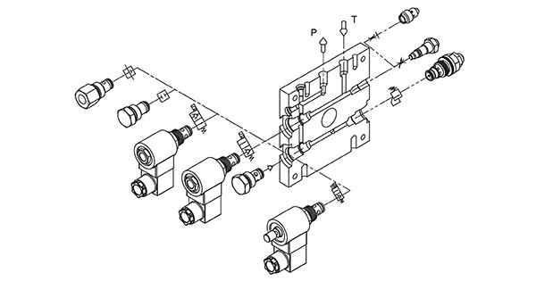 Hydraulic Central Manifold Applications-3