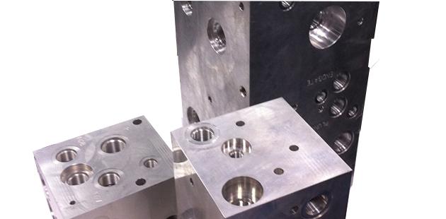 Custom Hydraulic Manifold Blocks