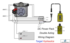 How to Wire_DC Motor Double Acting Power Pack