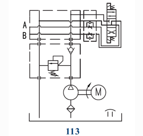 Hydraulic Circuit Design Handbook Pdf besides Electric Circuit Of Nand Gate also Kitchen Electrical as well Single Line Diagram Of Control Circuit furthermore Truck C er Wiring Diagram. on basic wiring diagram symbols