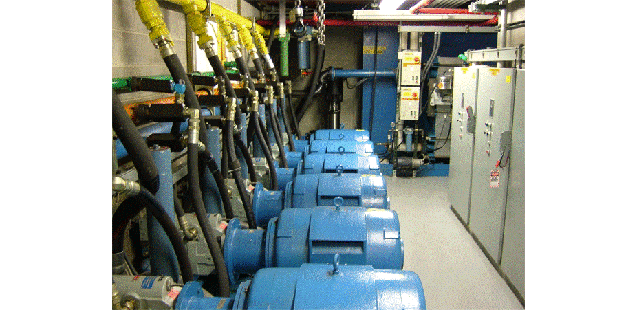 industral hydraulic power units