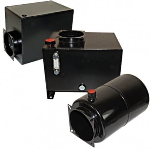 hydraulic power unit tanks