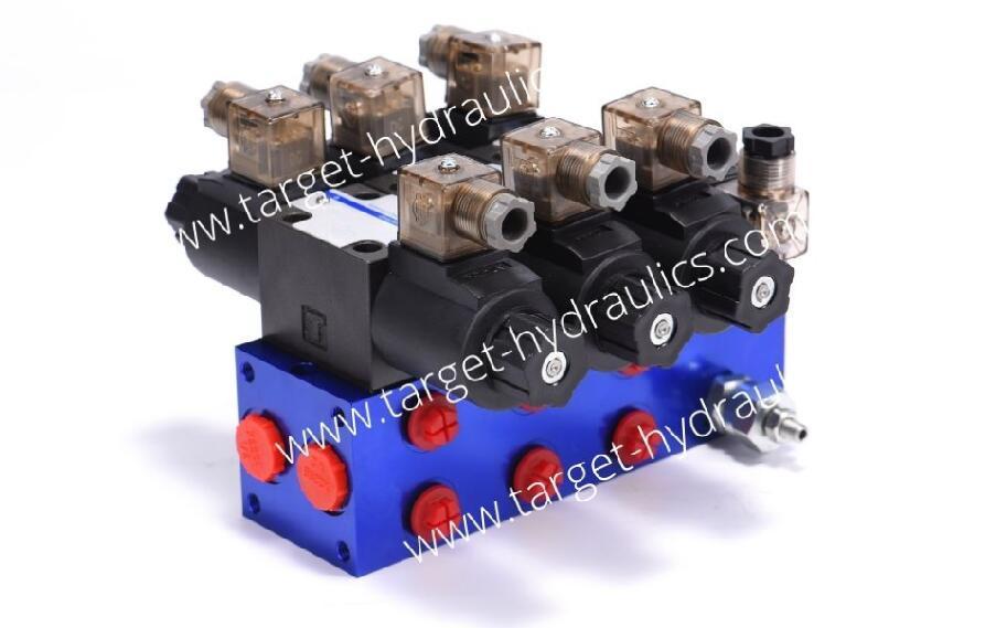 Hydraulic- Manifold -Block