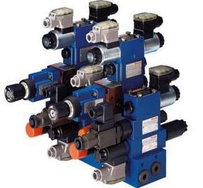 hydraulic manifold system 12